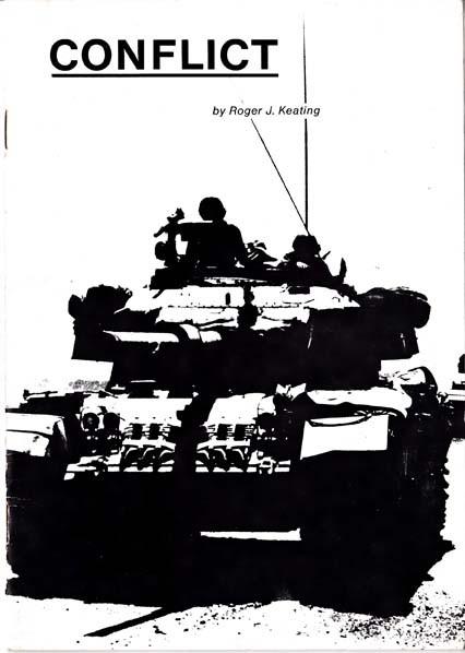Conflict Manual Art